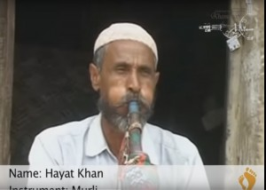 Hayat Khan Langa on Murli